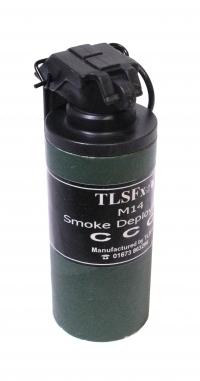 TLSFx M14  Smoke Deployment  Device