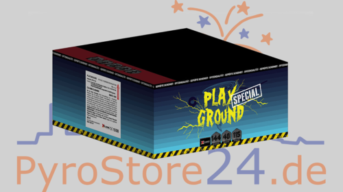 Xplode Playground Speciale
