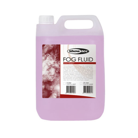 Showtec Fog Fluid High Density