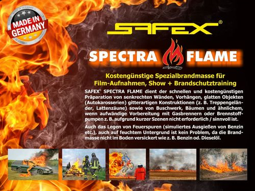SAFEX SPECTRA FLAME